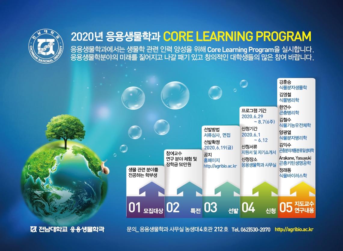 core learning program